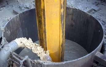 construction and piling